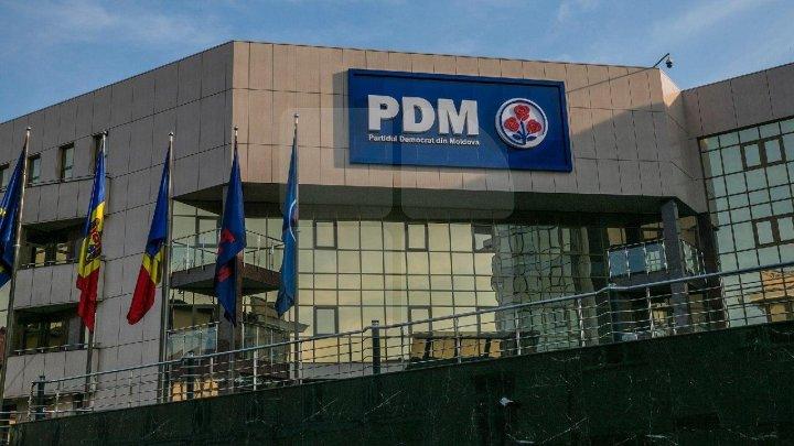 Avocatul lui Vlad Plahotniuc: Percheziţiile de la fostul sediu al PDM sunt ilegale