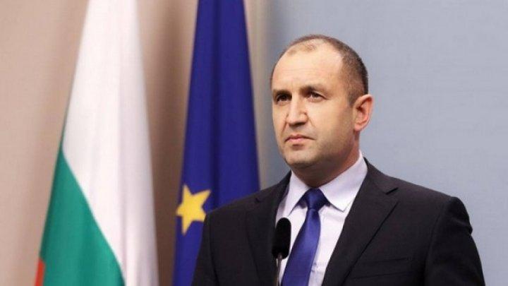 """Preşedintele Bulgariei cere demisia guvernului, pe care îl numeşte """"mafiot"""""""