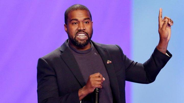Rapperul american Kanye West vrea să devină președinte al Statelor Unite