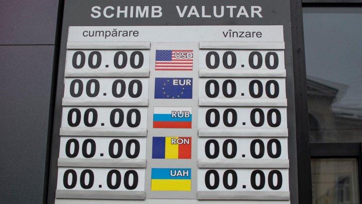CURS VALUTAR. Leul se apreciază în raport cu moneda unică europeană. Cât va costa un euro