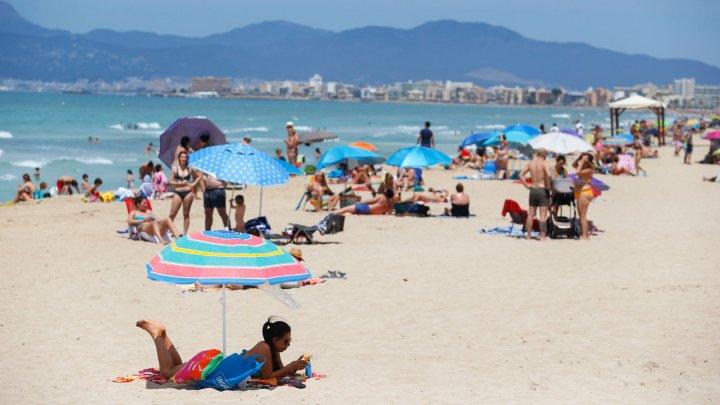 Spania: Rata de răspândire a noului coronavirus s-a triplat în trei săptămâni de la relaxarea restricţiilor