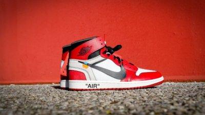 O pereche de ghete purtată de Michael Jordan, vândută cu un preț record