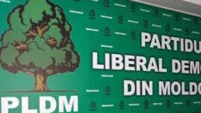 Partidul Liberal Democrat din Moldova are un nou preşedinte interimar