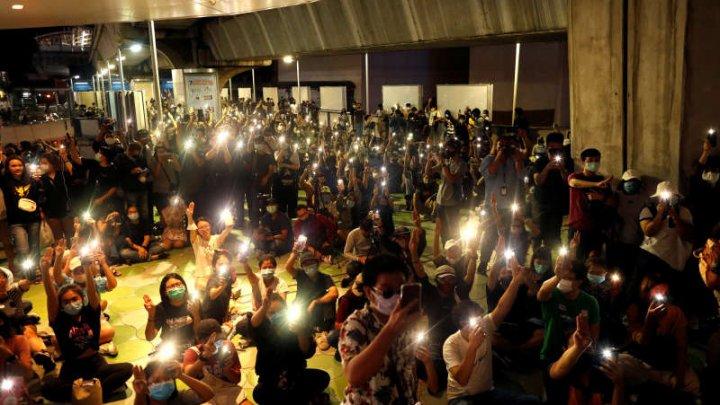 Thailanda: Manifestaţii antiguvernamentale la Bangkok