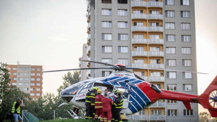 Zece oameni au murit în urma unui incendiu din estul Republicii Cehe