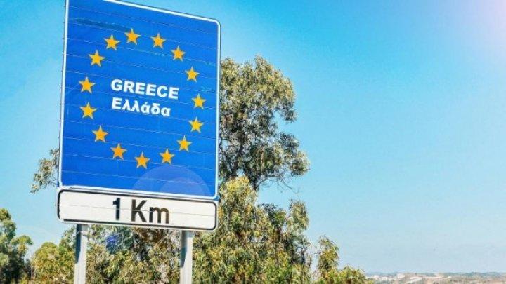 Mișcare de ultimă oră. Grecia își închide frontierele terestre noaptea