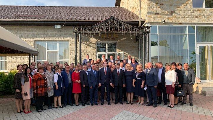 Membrii Organizației Teritoriale a PDM din Florești au părăsit formațiunea (DOC)