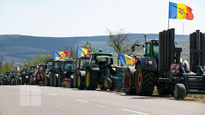 Fermierii au înaintat un ULTIMATUM Guvernului și nu renunță la proteste