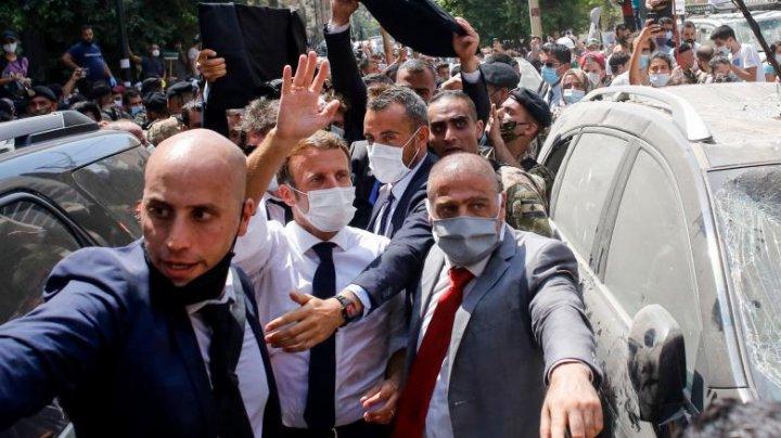 Situația economică din Liban, în pragul dezastrului. Macron este implorat de cetățeni să îi ajute