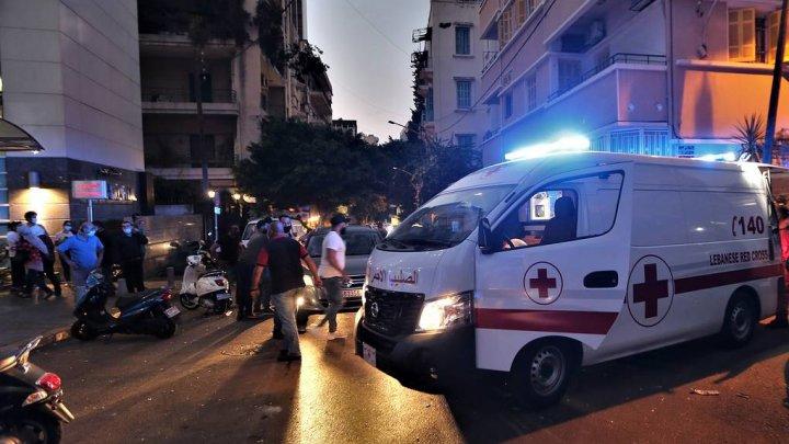 Numărul deceselor în Beirut a ajuns la 100. Autorităţile au declarat doliul naţional timp de trei zile