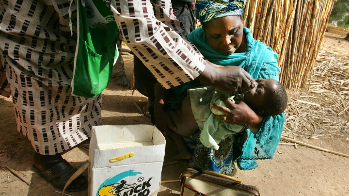 Africa a scăpat de poliomielită: ultimele cazuri au fost eradicate în Nigeria