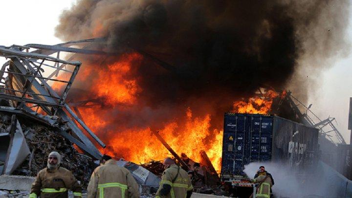 State ale UE vor trimite în Liban circa o sută de pompieri