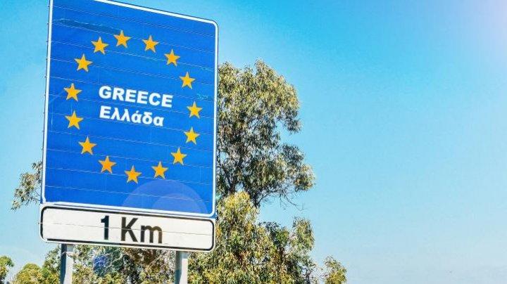 Grecia a extins restricțiile de călătorie pentru cetățenii români până la 31 august