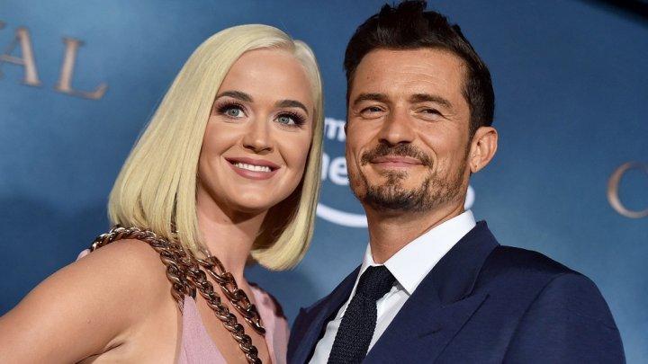 Katy Perry și Orlando Bloom au devenit părinți (FOTO)