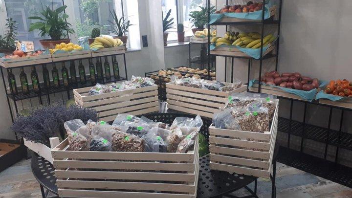 Hospice Angelus a deschis un magazin de produse eco în Capitală. Banii din vânzări vor fi pentru tratamentul copiilor cu boli incurabile