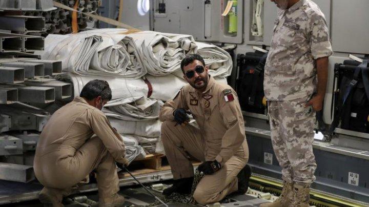 SOLIDARITATE MONDIALĂ. Mai multe state au trimis echipe medicale și materiale sanitare în Beirut, în urma exploziei devastatoare