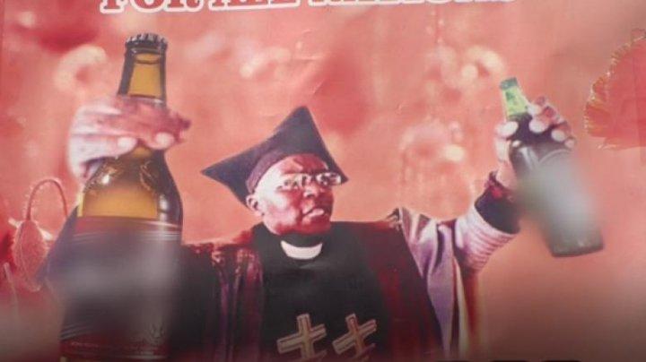 În Africa de Sud există o biserică în care credincioșii se conectează cu Dumnezeu consumând lichior