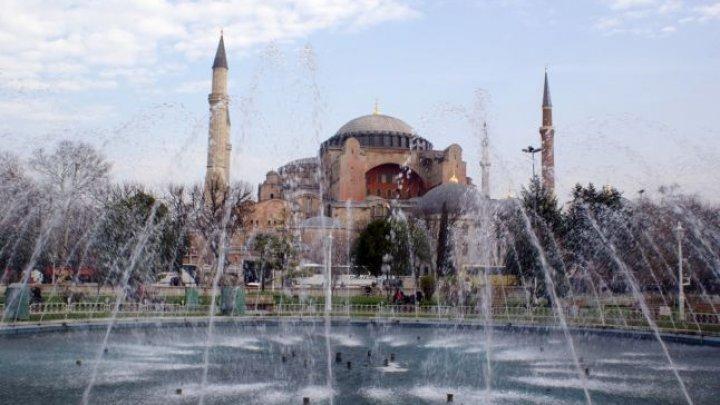 Rusia sprijină construcţia unei copii a bazilicii Sfânta Sofia în Siria