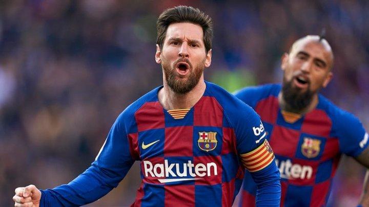 Lionel Messi nu s-a prezentat la testul COVID-19
