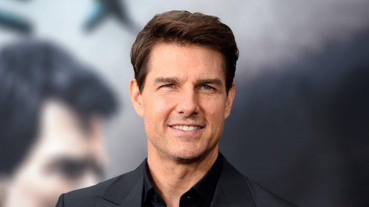 Actorul Tom Cruise va zbura în spațiu toamna viitoare