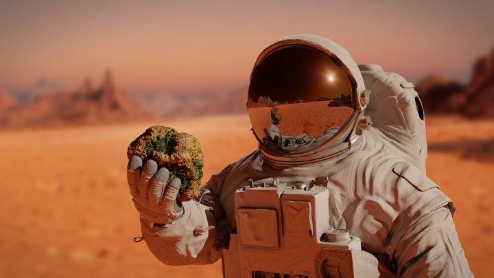 NASA a trimis pe Marte un dispozitiv care transformă CO2 în Oxigen