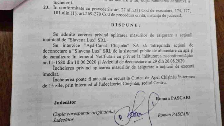 """Primarul Capitalei Ion Ceban, despre hotărârea instanței: """"Pute în sistemul judecătoresc"""""""