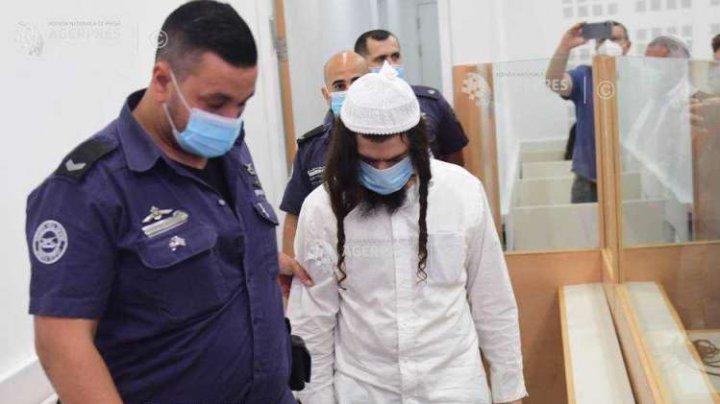 Colonist evreu condamnat la trei pedepse de închisoare pe viaţă pentru uciderea unei familii palestiniene în Cisiordania