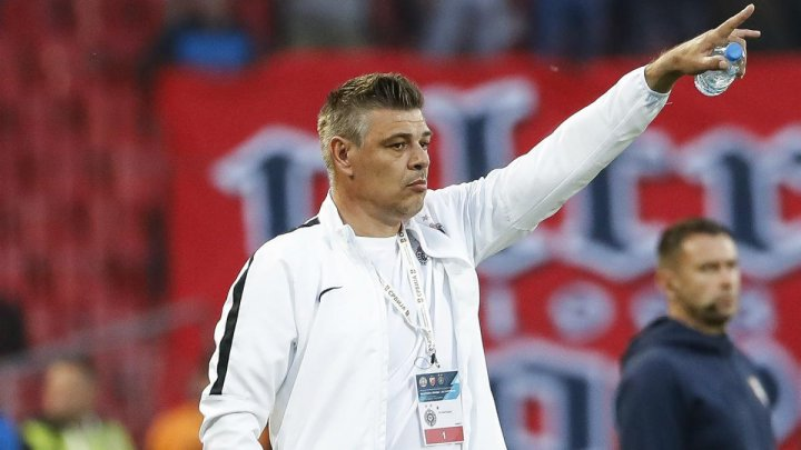 Savo Milošević a demisionat din funcția de antrenor principal al echipei Partizan Belgrad
