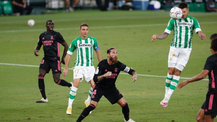 Real Madrid a obținut prima victorie în actuala ediție din Primera Division