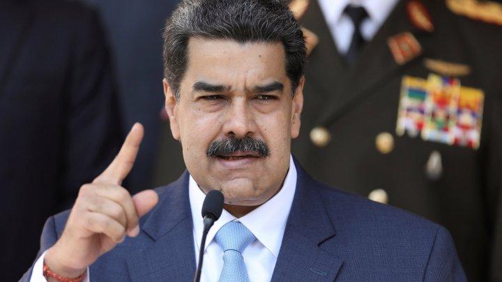 Nicolas Maduro anunţă crearea unui comando special împotriva unor eventuale operaţiuni americane