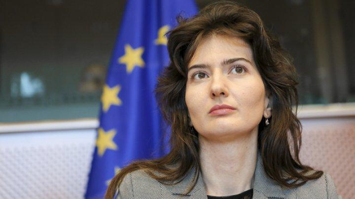 Daniela Cujbă a fost numită în funcția de secretar de stat la MAEIE
