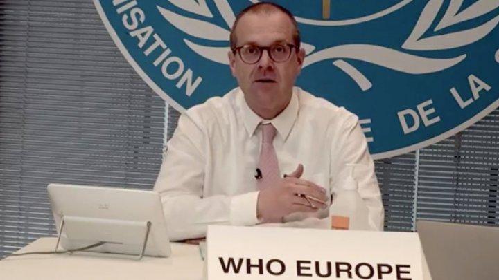 Directorul OMS Europa: Lunile octombrie şi noiembrie vor fi dure pe continent