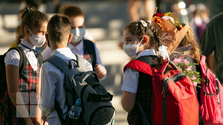 COVID-19 în școli: 13 instituții plasate în carantină, iar 265 de elevi - testați pozitiv