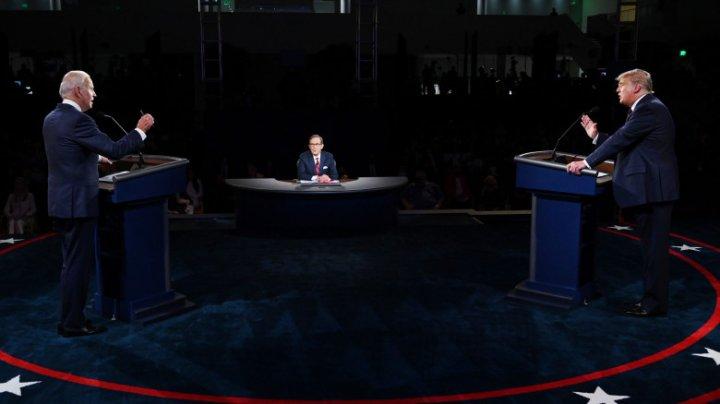 Verdictul după dezbaterea Biden-Trump. Cine este câștigătorul în opinia votanților americani