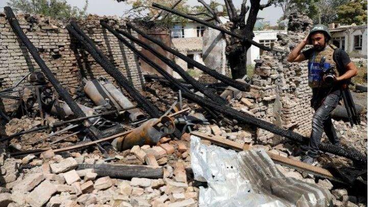 Afganistan: 14 persoane ucise de o mină artizanală