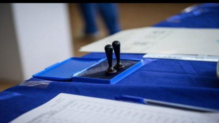 CEC a început tipărirea buletinelor de vot pentru alegerile prezidențiale din 1 noiembrie