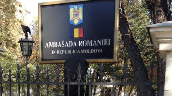 Ambasada României la Chișinău, ANUNȚ IMPORTANT pentru solicitanții de servicii consulare