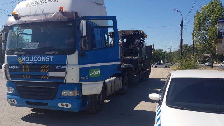 ANTA, cu ochii pe transportatori. 29 de șoferi, SANCȚIONAȚI cu amenzi între 3.000 și 15.000 de lei
