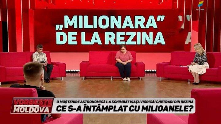 """(VIDEO) """"MILIONARA"""" DE LA REZINA: Cine i-ar fi propus unei simple profesoare o adevărată avere"""