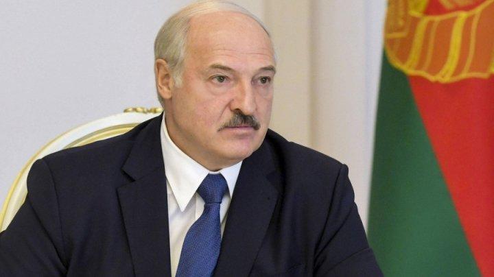 Alexandr Lukaşenko a decis să închidă hotarul cu Lituania şi Polonia
