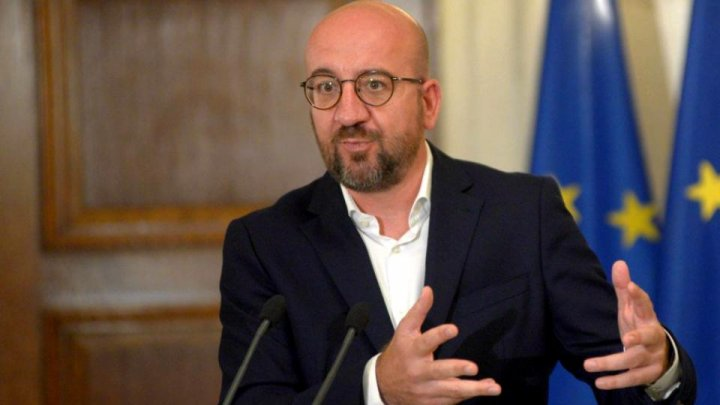 Charles Michel, preşedintele Consiliului European, s-a izolat din cauza COVID-19. Summitul Consiliului Europei a fost amânat