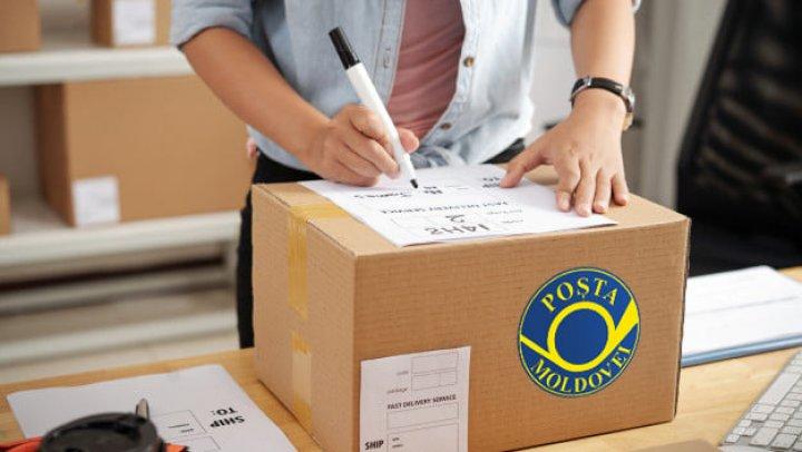 Traficul poștal internațional, reluat către mai multe destinații. Țările în care moldovenii pot expedia colete poștale