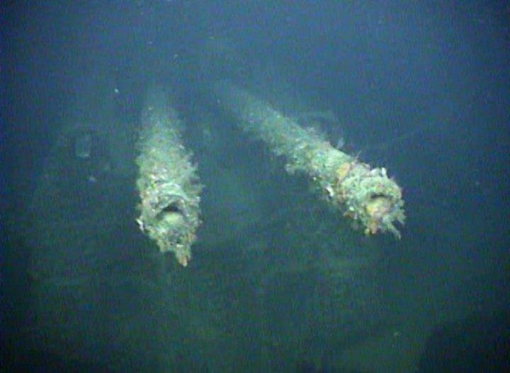 Incredibil! O uriașă navă nazistă, descoperită în largul coastelor Norvegiei, la 80 de ani de la dispariție (FOTO)