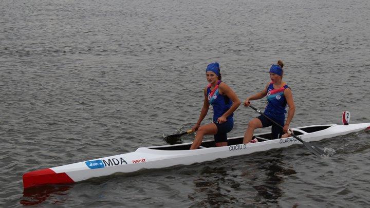 Daniela Cociu și Maria Olărașu au câștigat medalia de argint la Cupa Mondială din Szeget