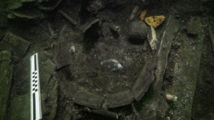 Descoperire fără precedent. Ce au găsit arheologii în epava unei nave regale