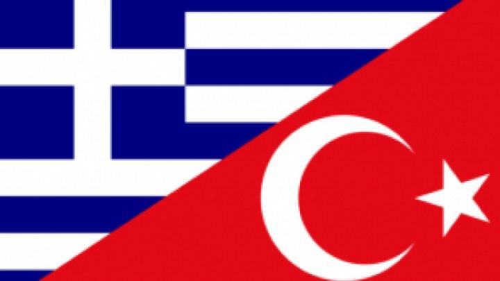 Turcia și Grecia, convinse de secretarul general al NATO să cadă la pace