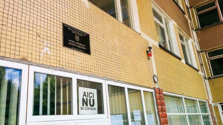 Direcția educație a primăriei va iniția o anchetă de serviciu la liceul Petru Zadnipru