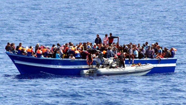Nava umanitară Alan Kurdi a salvat peste 100 de migranţi din Marea Mediterană