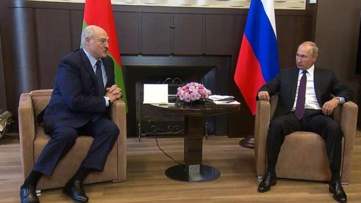 Experții belaruși despre întâlnirea Putin-Lukașenko. Reforma constituțională va fi prețul pentru creditul de 1,5 de miliarde de dolari