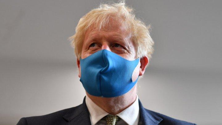 Boris Johnson a anunțat amenzi uriașe în cazul nerespectării carantinei